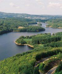 Lac de Barrage des Bariousses