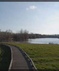 Plan d'eau du Monteuil