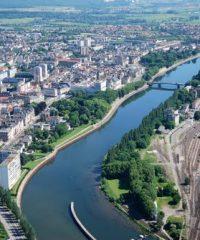 La Moselle – Parcours Thionville, Yutz et environs