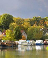 Canal latéral à la Loire – Secteur de Verville