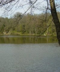 Le lac d'Hautibus