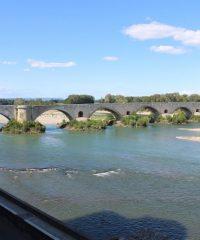 Le Rhône – Secteur Pont-Saint-Esprit