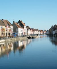 Canal de Neufossé – Secteur Saint Omer