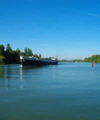 La Saône – Secteur Gergy