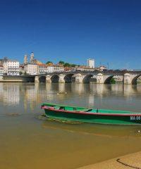 La Saône – Secteur Mâcon