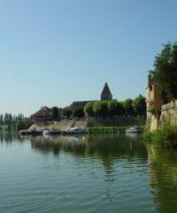 La Saône – Secteur Verdun-Sur-Le-Doubs