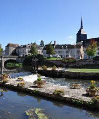 La Sauldre – Parcours Romorantin Lanthenay