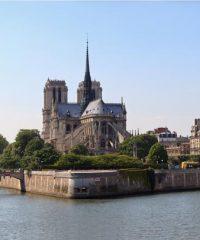 La Seine – Paris île de la Cité