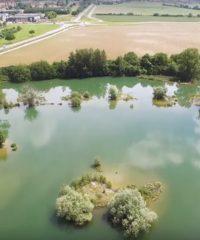 Le Grand étang de Vauban