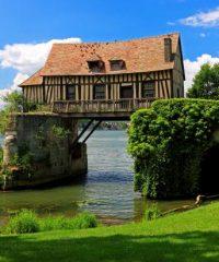L'Eure et la Seine – Parcours Vernon