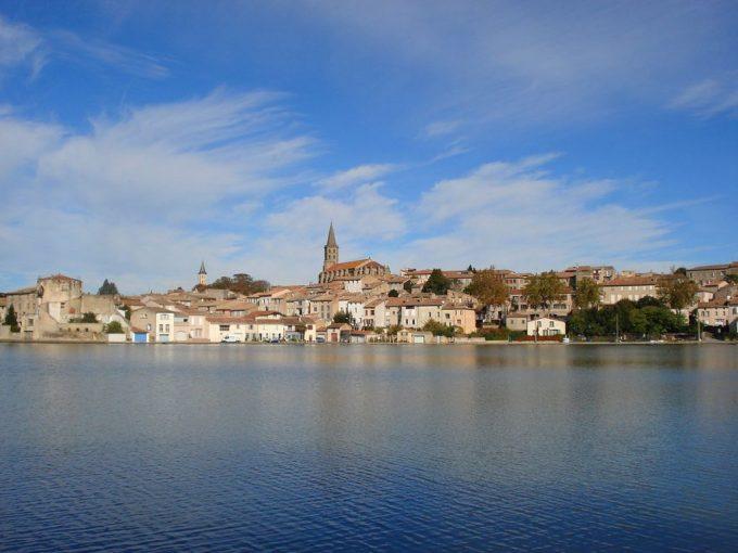 Le Grand Bassin du Canal du Midi