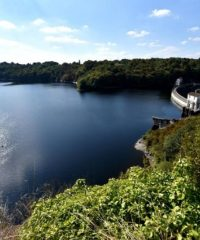 Lac de barrage Eguzon