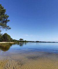 Lac de Biscarrosse et Parentis
