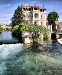 Le Doubs – Secteur Moulin de Blussangeaux – Au droit de l'écluse 25