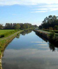 Canal latéral à la Loire – Secteur St-Léger