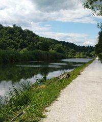 Canal du Rhône au Rhin – Secteur Courcelles-les-Montbéliard