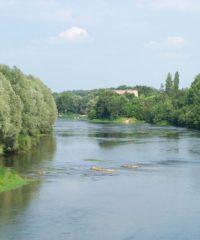 La rivière Le Cher
