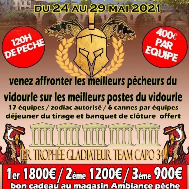 Enduro Les Gladiateurs du Vidourle