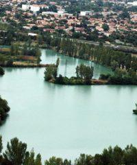 Lac du Four de Louge