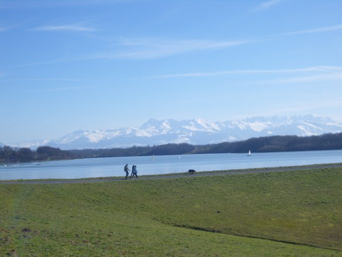 Lac de Gabas