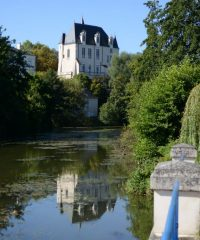 La rivière Indre secteur Châteauroux