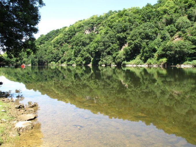 Lac de la Roche qui Boit