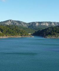 Lac de Barrage de St Marc
