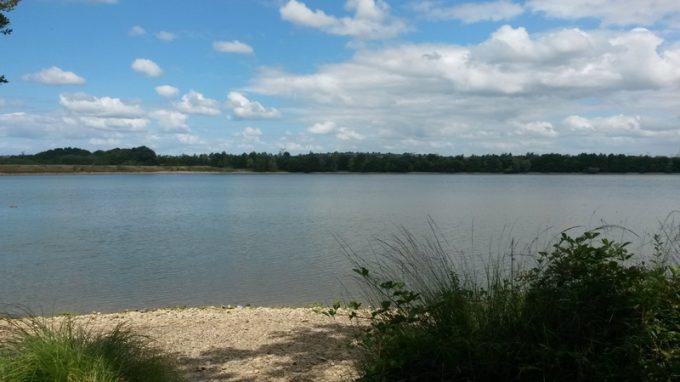 Lac Ayguelongue ou Mazerolles