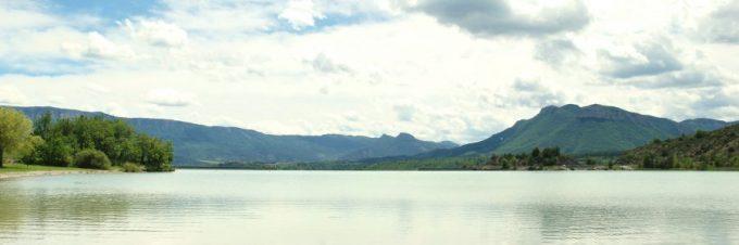 Plan d'eau du Riou
