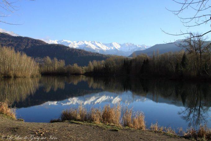 Lac de Grésy-sur-Isère