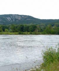 Le Rhône – Secteur Magnieu