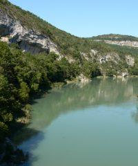Le Rhône – Secteur Brens