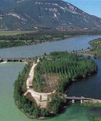 Le Rhône – Secteur Lavours