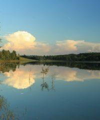 Lac de Bourg St Bernard