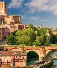 Le Tarn – St Sulpice