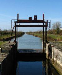 Le Canal Marans à La Rochelle