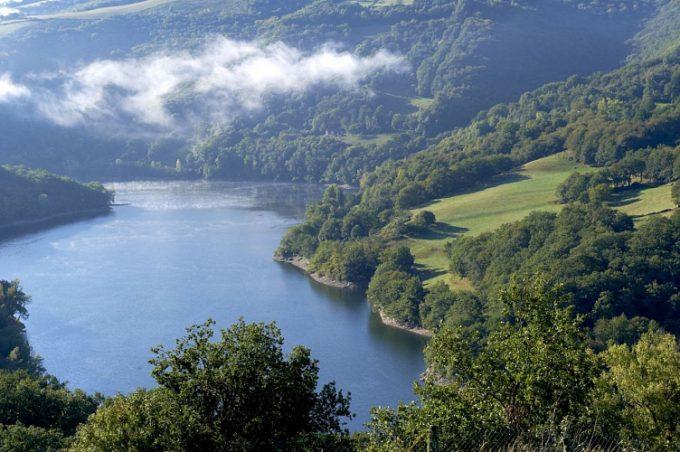 Lac de Castelnau-Lassouts-Lous ou «Cabanac»