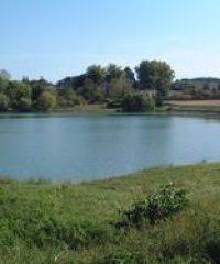 Lac de Villeneuve-de-Mézin