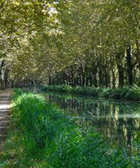 Canal latéral Lot et Garonnais