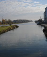 Le Canal de Neufossé – Secteur Aire-sur-La-Lys