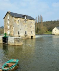 La Mayenne – Secteur De La Roche