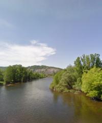 La Dordogne – Secteur Cieurac à Lanzac