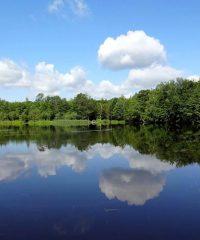 Barrington's Lake