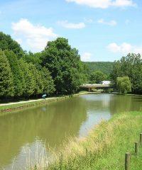 Le Canal de Bourgogne – Secteur Crugey