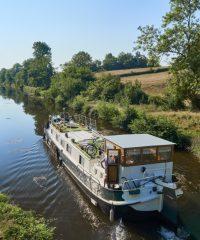 Le Canal du centre – Secteur Digoin