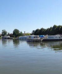 Le Canal du centre – Secteur Montchanin