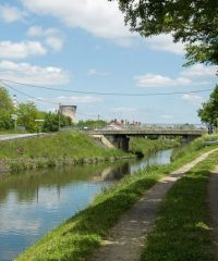 Le Canal du Centre – Secteur Saint Vallier