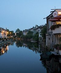 Canal Champagne Bourgogne – Secteur Joinville