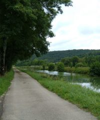 Canal Champagne Bourgogne – Secteur Curel