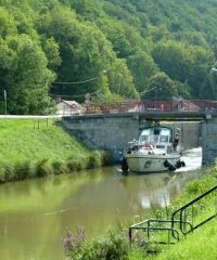 Canal Champagne Bourgogne – Secteur Froncles